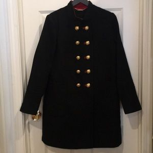 Steve Madden military coat